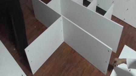 衣柜安装视频