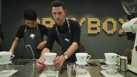 咖啡师养成:GREYBOX COFFEE x Dale Harris咖啡师培训课程