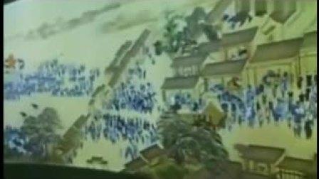 镇江常州版清明上河图-康熙南巡景点聚焦-记者 王开成