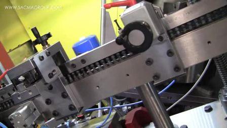 INGRAMATIC RP420-R1 M6-M12搓丝机配有垫片装置