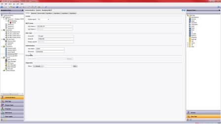 Crimson 3.1 Cloud Connector - Sparkplug MQTT