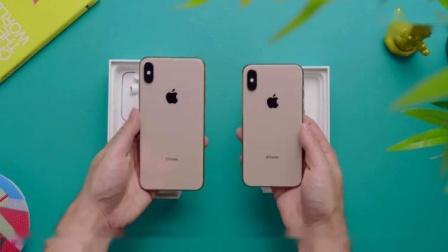 iPhonexs和iphonexsmax老外开箱
