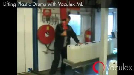 Vaculex® ML真空升降机 提升塑料桶
