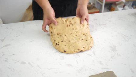 欧焙课堂-精品面包课程软欧式面包脆皮丁丁