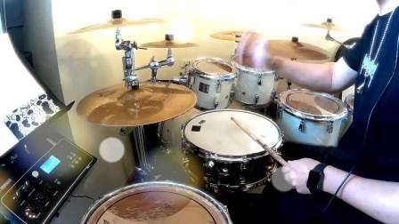 华晨宇《烟火里的尘埃》-鼓手翻打
