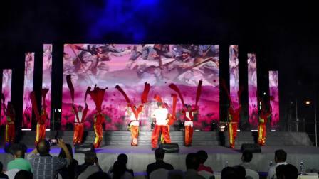 舞蹈--山丹丹花儿红艳艳;;攀枝市东区太阳风文艺宣传队