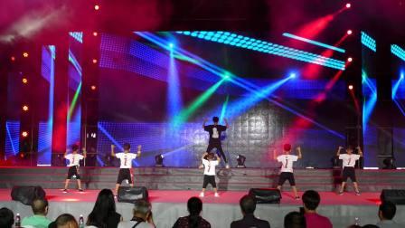 街舞--街舞少年;攀枝花市仁和区文化馆艺术培训学校