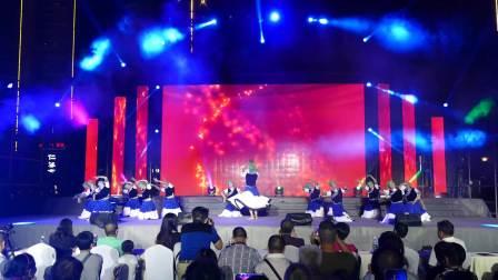 舞蹈--情深谊长;攀枝市区东区文化馆橙色记忆舞蹈队