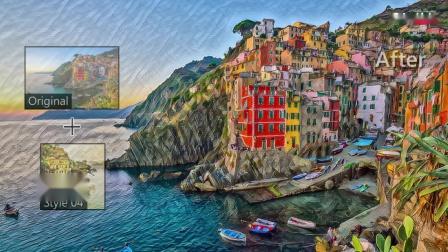 相片大师 - 油画 AI 艺术风格包