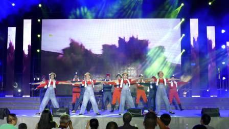 舞蹈--共和国不会忘记;攀枝市东区文化馆太阳风文艺宣传队
