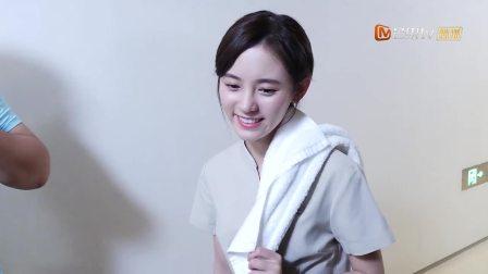 《游泳先生》独家花絮: 最强喜剧新人鞠婧祎登场