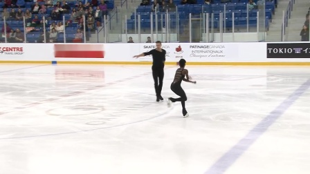 Vanessa JAMES / Morgan CIPRES (Pairs) 2018 Autumn Classic International SP
