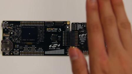 Silicon Labs光学传感技术演示