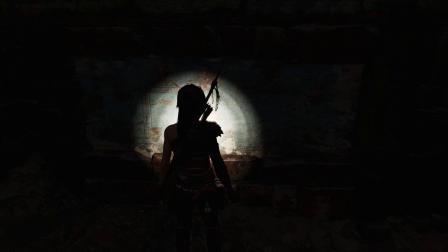古墓丽影:暗影丨03 你的左边,我的弱点。