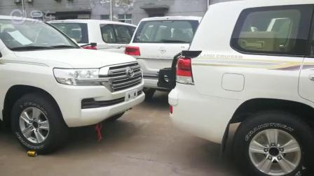 18款丰田兰德酷路泽5700VXS裸车价酷路泽5700多少钱