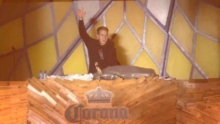 日落声起音乐节:Martin Jensen动感音乐超强节奏 气氛嗨爆全场
