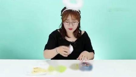 《小伶姐姐》日本食玩,法式可丽饼手工美食料理DIY