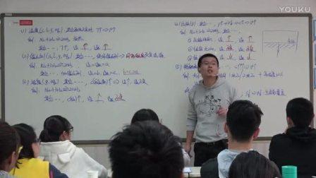 寒假高二化學尖子班第一次课课堂实录-马越