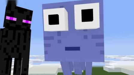 我的世界动画-短暂一生挑战-umbui guy