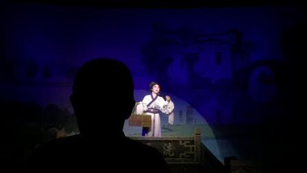 乐清市越剧团  洗马桥-肖月英洗马桥上祭夫来- 周妙利饰演肖月英