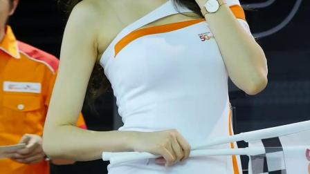 170524 2017 世界IT展 韩国美女模特 车模 은빈(恩斌)