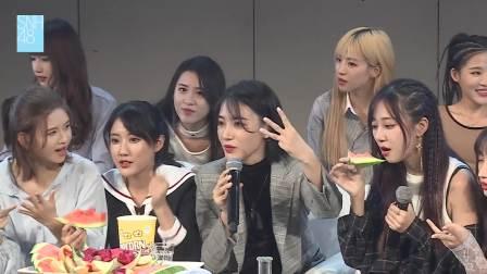 戴萌遭粉丝嫌弃 无主见选择《温柔》 SNH48 TOP16公演 181002