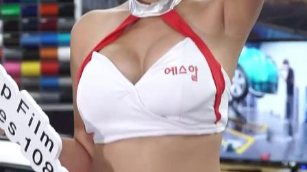170713-16 2017 首尔汽车沙龙 韩国美女模特 车模 김다온(金多蕴)(4