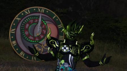 假面骑士Ex-Aid外传:假面骑士Genm VS 假面骑士Lazer