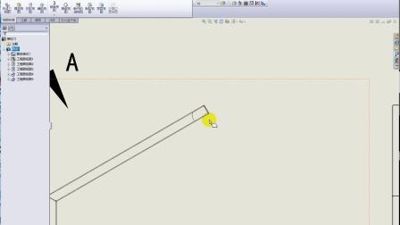 【大华】solidworks钣金教程-钣金工程图-钣金工程图布局-标注技巧