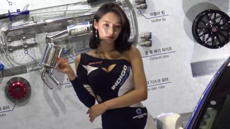 170713-16 2017 首尔汽车沙龙 韩国美女模特 车模 서연(徐妍)