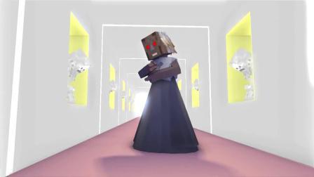我的世界动画-恐怖奶奶之歌-KARISHA