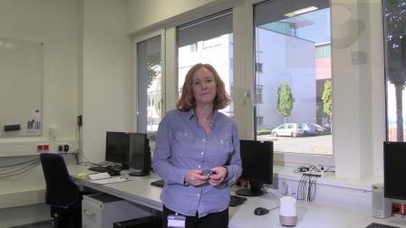 IDT ZMOD4410 室内空气质量传感器与谷歌家庭助理集成演示