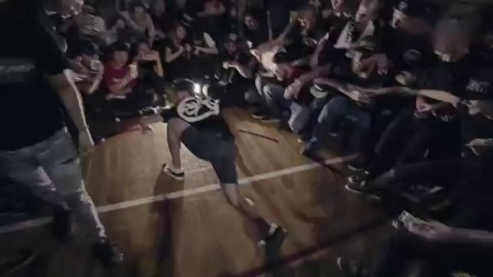 【KRUMP】BABY TIGHT EYEZ VS UGLY FATE