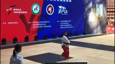 18年大众跆拳道省比赛飞扬战士纪录片