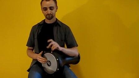 Darbuka Lesson 5 - malfuf & split hand technique [B]