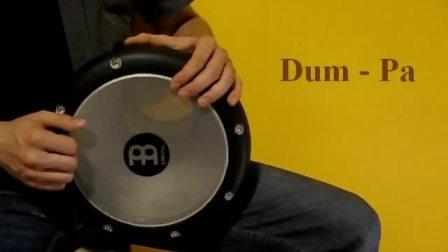 Darbuka Lesson 6 - Slap & Rhythm revision [B]
