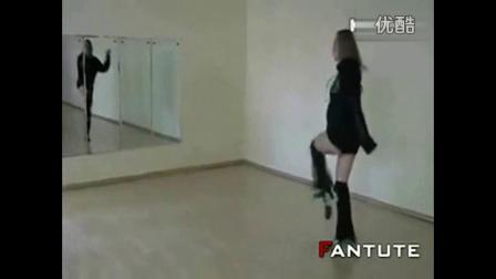 长腿美女 自拍热舞