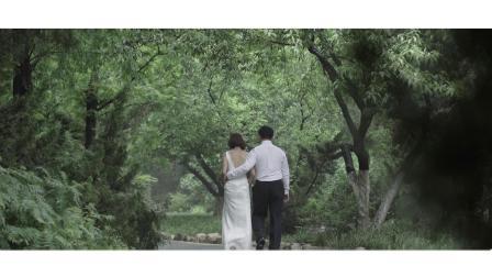 MOON FILM 婚礼作品《我的样子,在你眼中》