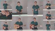 布鲁克吉他 秦欢吉他弹唱 《绿光》