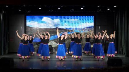 三、藏族舞(红河谷)