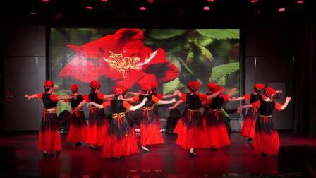 十五、维吾尔族舞蹈(花儿为什么这样红)