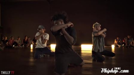【vhiphop.com】Sean Lew 编舞 Oil & Water