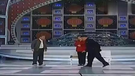 赵本山年轻时成名小品,太