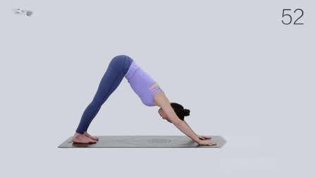 养生瑜伽适应课,放松全身(30分钟)
