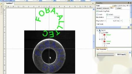 FOBA 视觉指向打标-利用视觉做直接标记定位