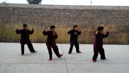 40式太极拳初学演练