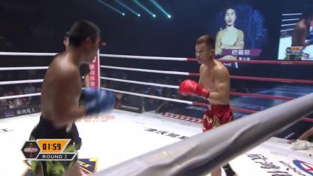 【武享吧】孟庆浩领衔 - WLK威震武林散打争霸赛