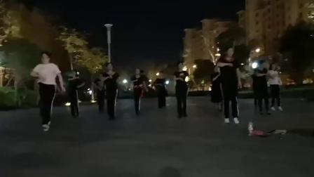 学跳邵东跳跳乐第16套健身操第三节