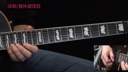 巨作!Andy James的极限金属琶音讲解丨交替,点弦,扫拨等大量指型