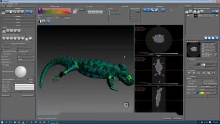 积社科技:ORS Dragonfly软件古生物三维模型重构及可视化应用实例